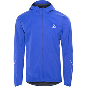 Haglöfs L.I.M Proof Jacket Men Cobalt Blue